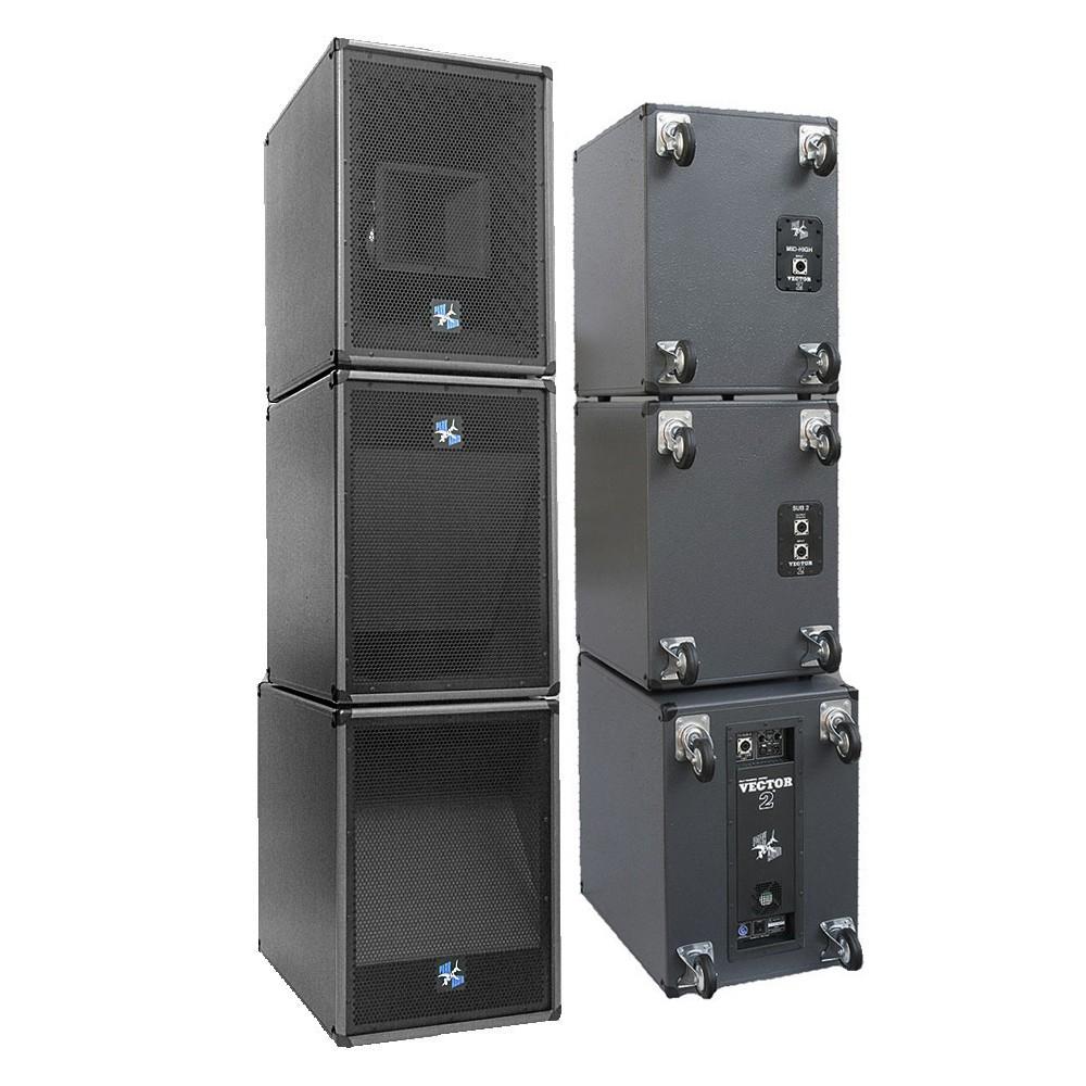 Акустические системы Park Audio VECTOR 2