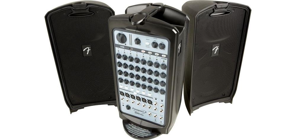 Акустические системы Fender PASSPORT 500 PRO