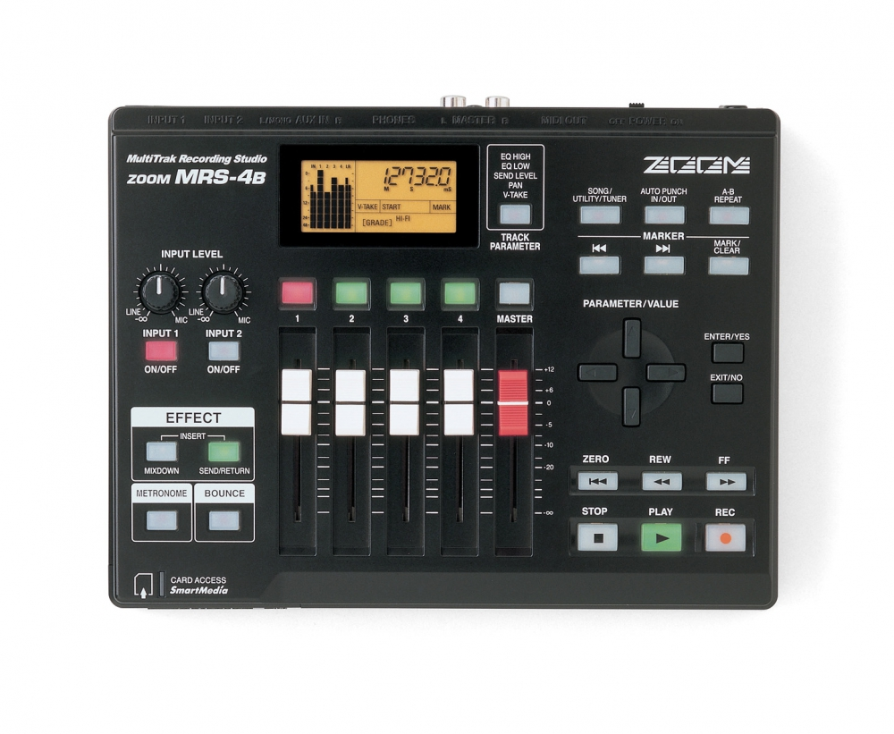 Портостудии Zoom MRS-4
