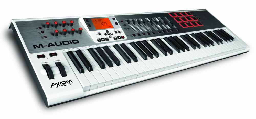 Midi-клавиатуры M-Audio AXIOM AIR 61