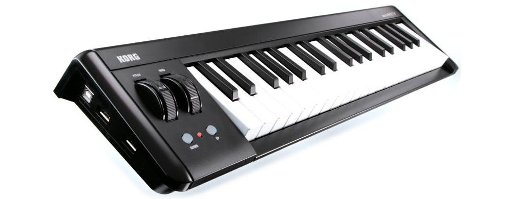 Midi-клавиатуры Korg MICROKEY-37