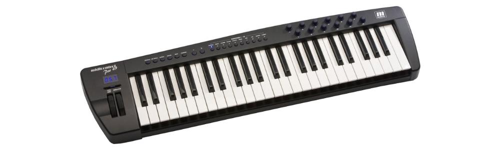 Midi-клавиатуры Miditech Midicontrol Pro 49