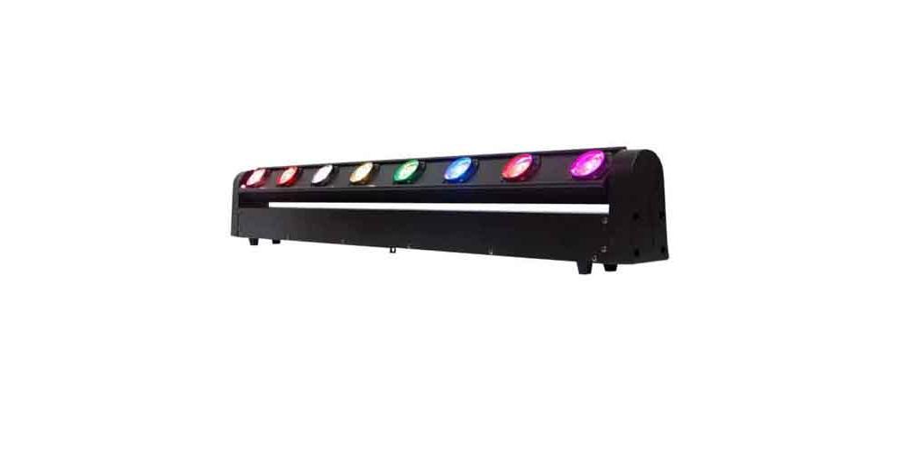 Светодиодные приборы заливающего света Free Color BL810RGBW