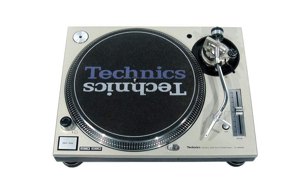 Проигрыватели винила Technics SL-1200MK2