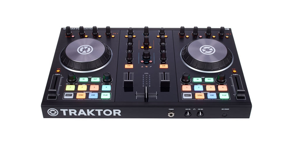 DJ-контроллеры Native Instruments Traktor Kontrol S2 MK2