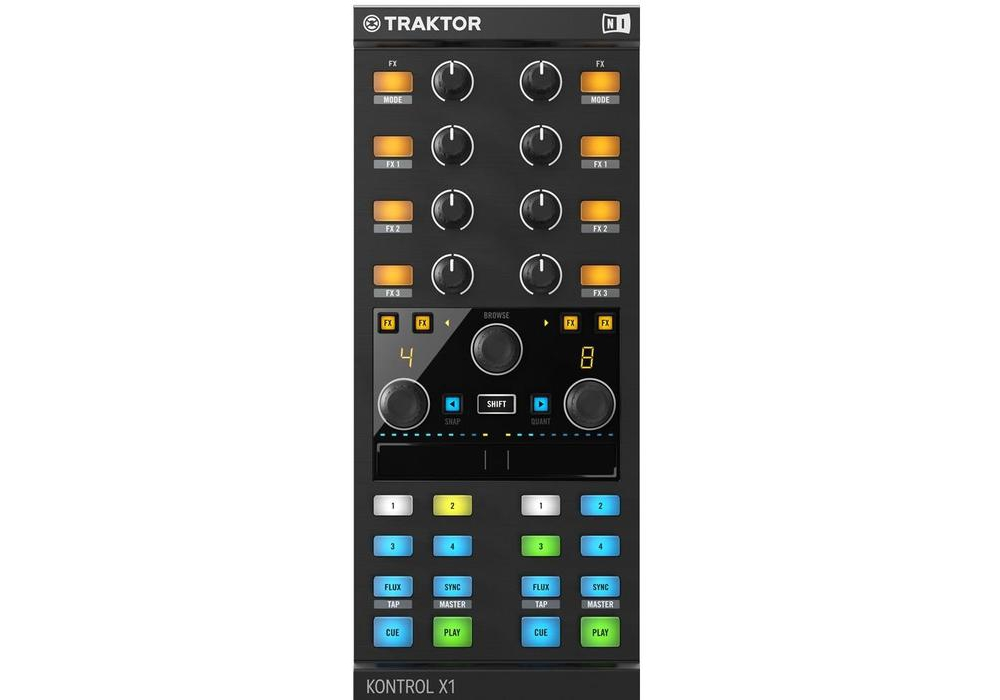 DJ-контроллеры Native Instruments Traktor Kontrol X1 MK2
