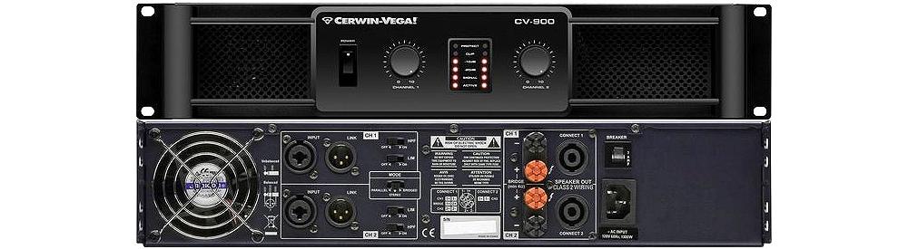 Усилители мощности Cerwin-Vega CV-900