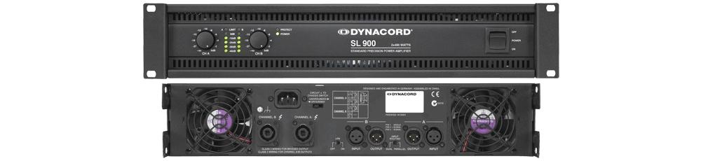Усилители мощности DYNACORD SL 900