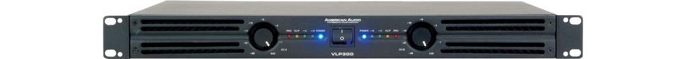 Усилители мощности American Audio VLP300