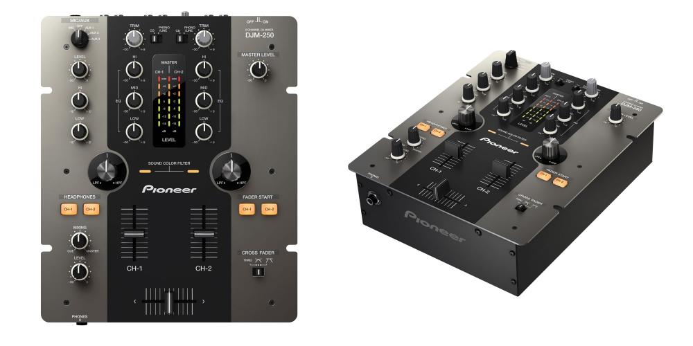 DJ-микшеры Pioneer DJM-250K