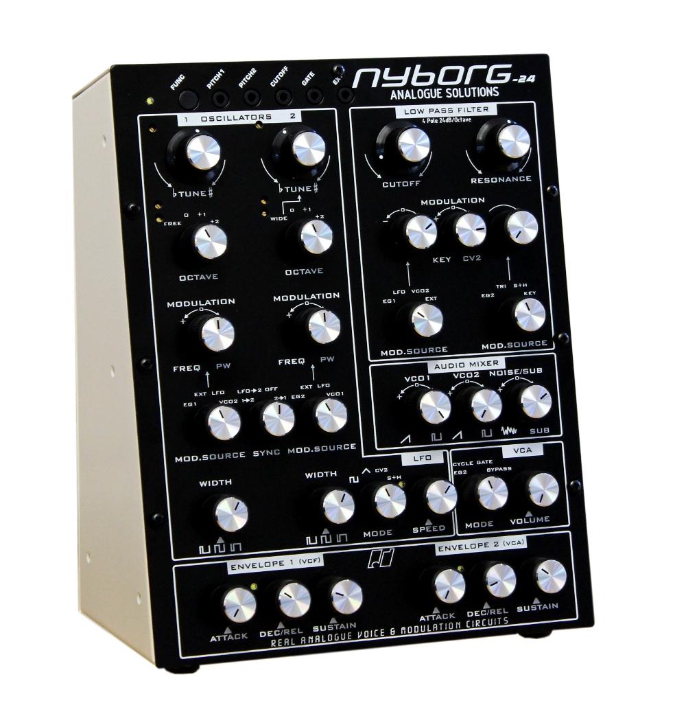 Синтезаторы и рабочие станции Analogue Solutions Nyborg 24