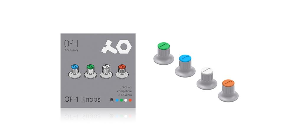 Зап.части Teenage Engineering OP-1 knobs