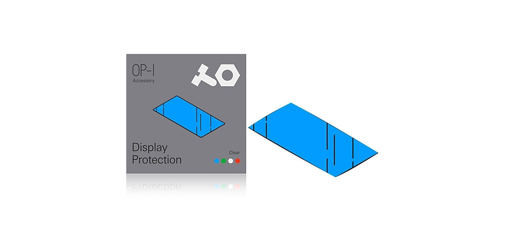 Защитные пленки Teenage Engineering OP-1 display protection