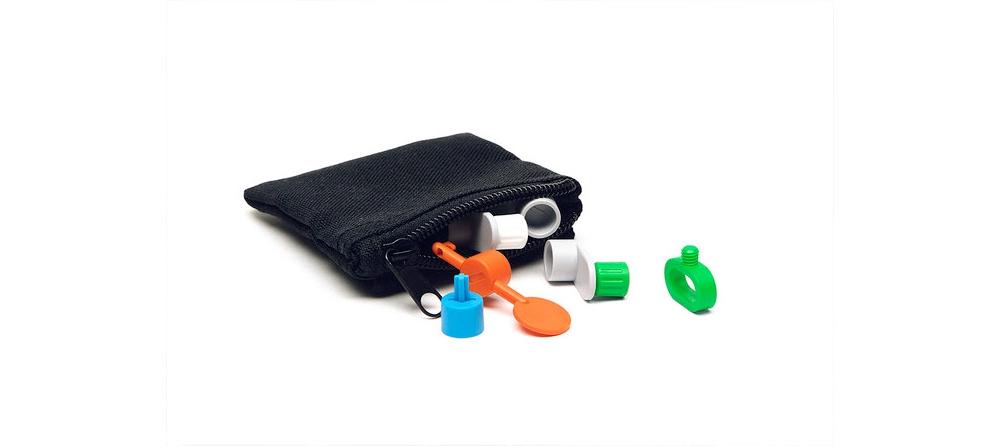 Сумки/кейсы для контроллеров Teenage Engineering OP-1 accessory wallet