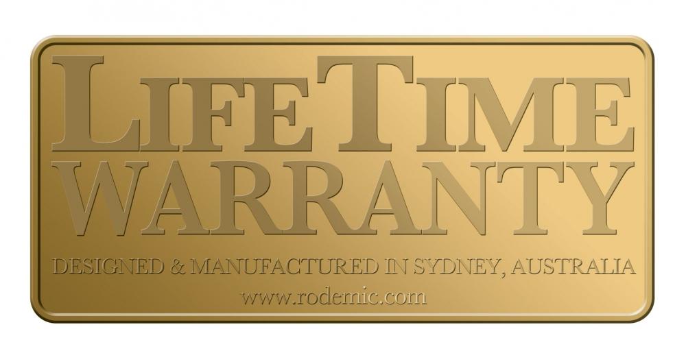 Подарки RØDE Warranty 5,10 лет, life time