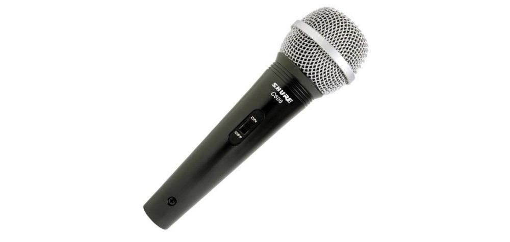 Все Микрофоны Shure C607