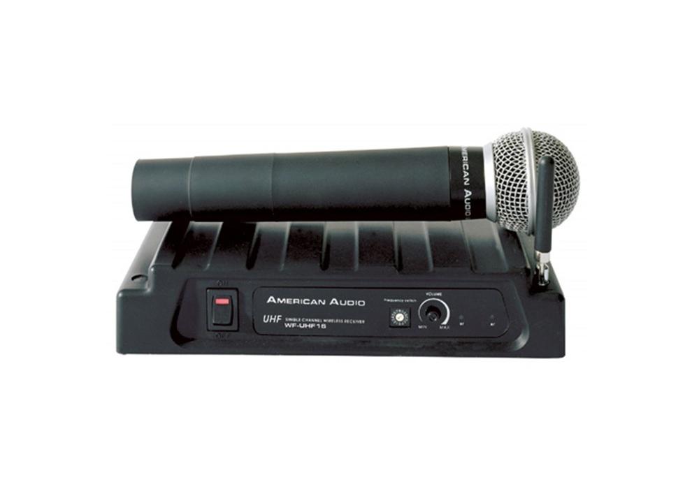 Все Микрофоны American Audio UHF16