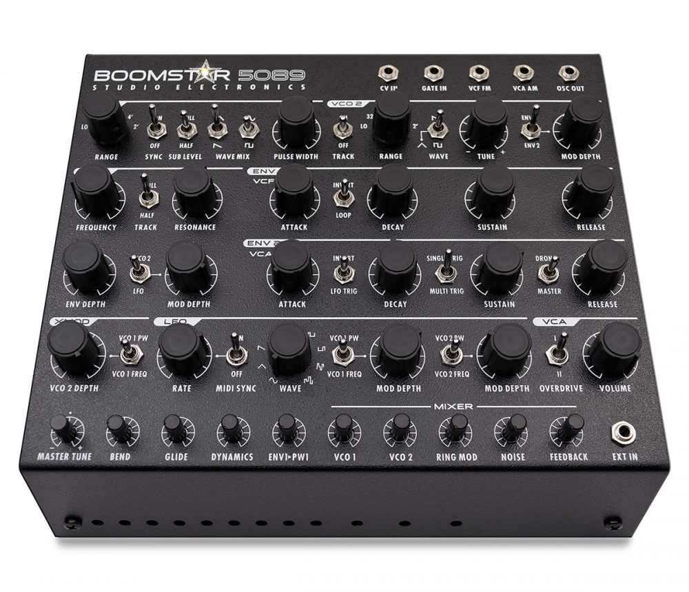Синтезаторы и рабочие станции Studio Electronics Boomstar 5089