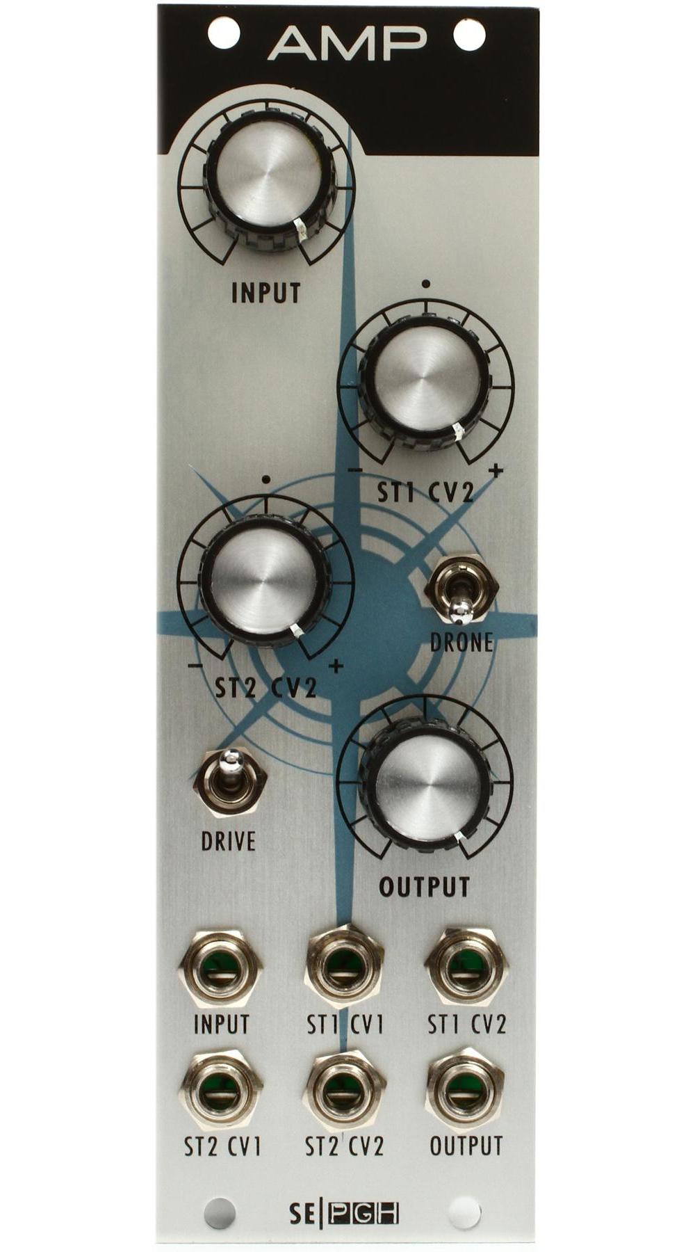 Синтезаторы и рабочие станции Studio Electronics Boomstar Modular AMP Eurorack Amplifier