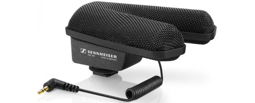 Все Микрофоны Sennheiser MKE 440