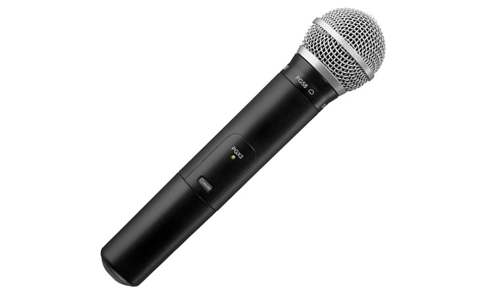 Все Микрофоны Shure PGX2PG58