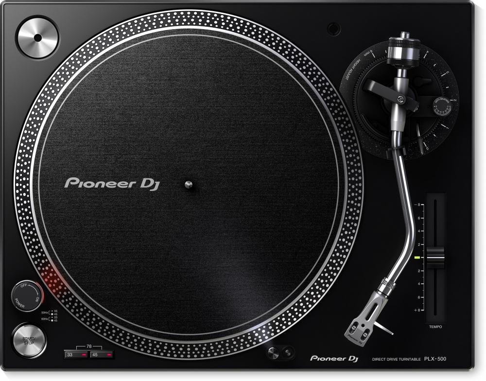 Проигрыватели винила Pioneer PLX-500 K