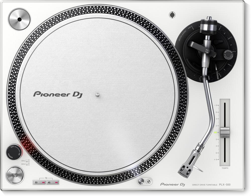 Проигрыватели винила Pioneer PLX-500 W