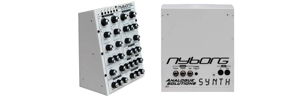 Синтезаторы и рабочие станции Analogue Solutions Nyborg -12