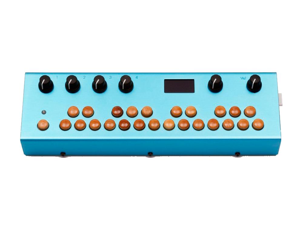 Синтезаторы и рабочие станции CRITTER & GUITARI Organelle