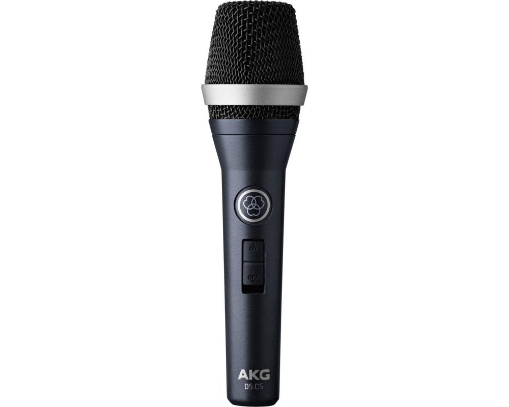 Вокальные микрофоны AKG D5CS
