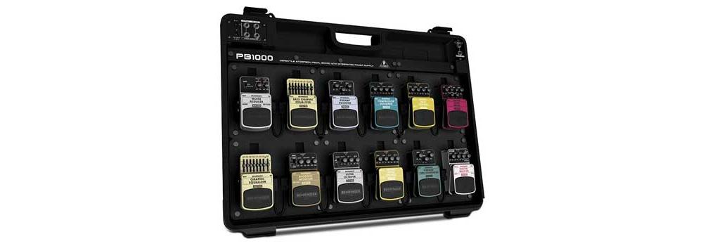 Сумки/кейсы для контроллеров Behringer PB1000