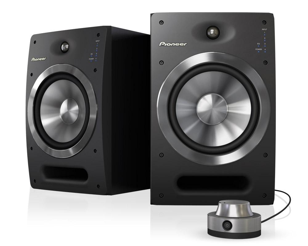 Студийные мониторы Pioneer S-DJ08