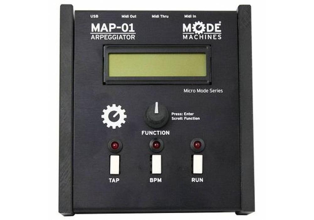 Аудио конверторы, рекордеры MODE MACHINES MAP-01