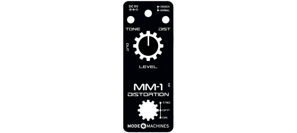 Педали эффектов MODE MACHINES MM-1