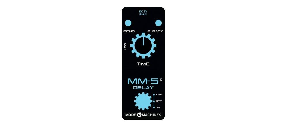 Педали эффектов MODE MACHINES MM-5