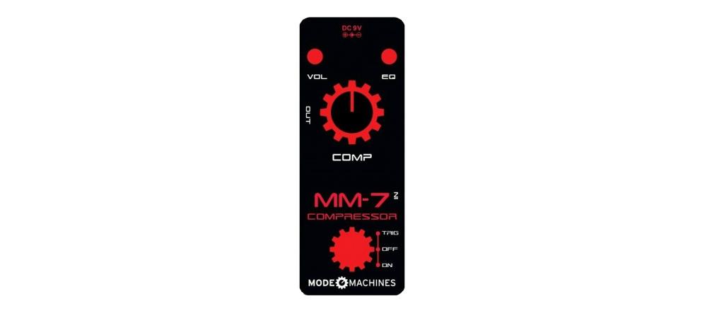 Педали эффектов MODE MACHINES MM-7