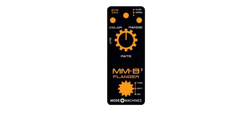 Педали эффектов MODE MACHINES MM-8