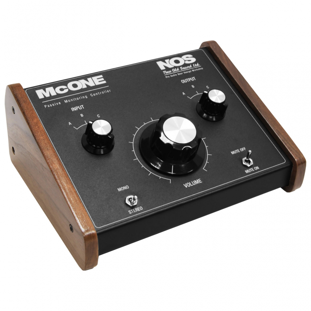 Усилители мощности New Old Sound McONE Monitor controller