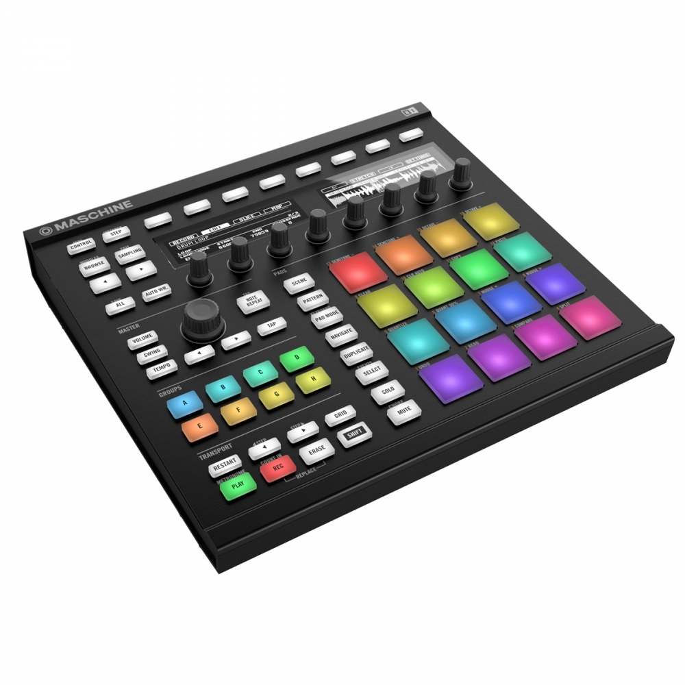 DJ-контроллеры Native Instruments Maschine MkII (Black)