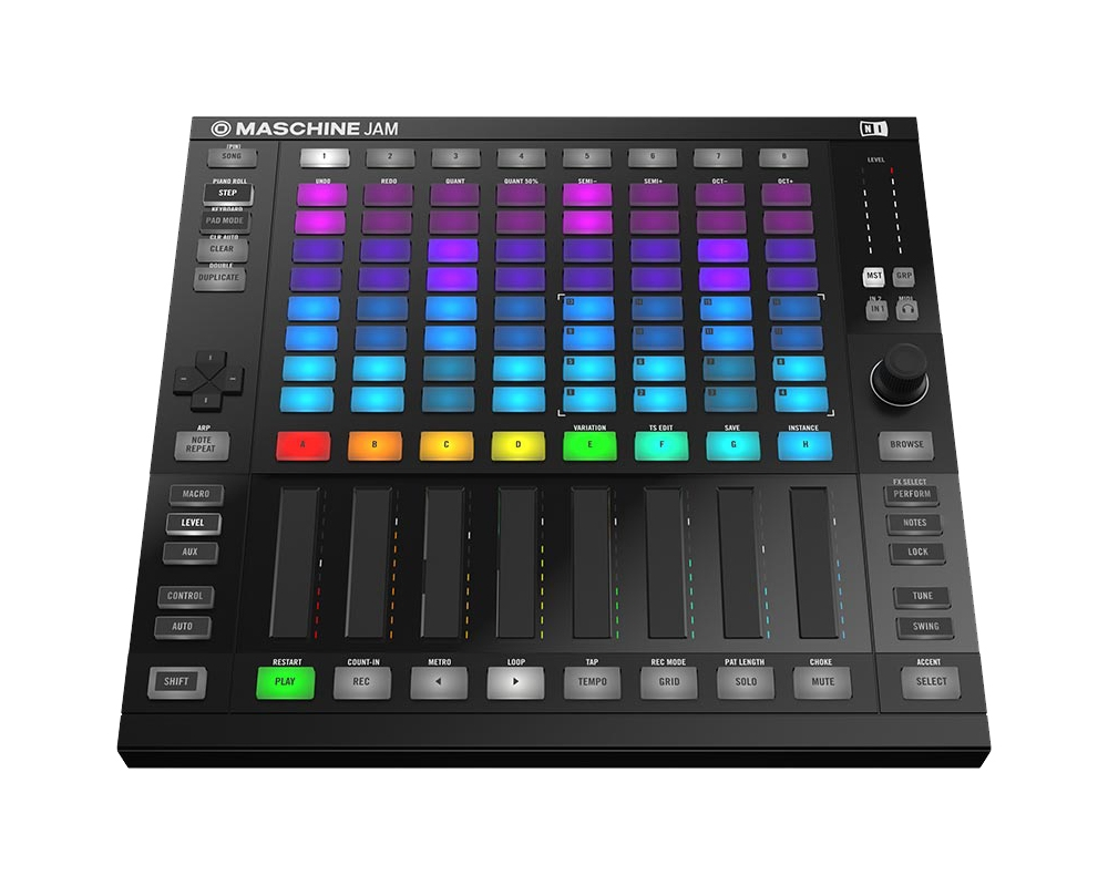 Сэмплеры Native Instruments Maschine Jam