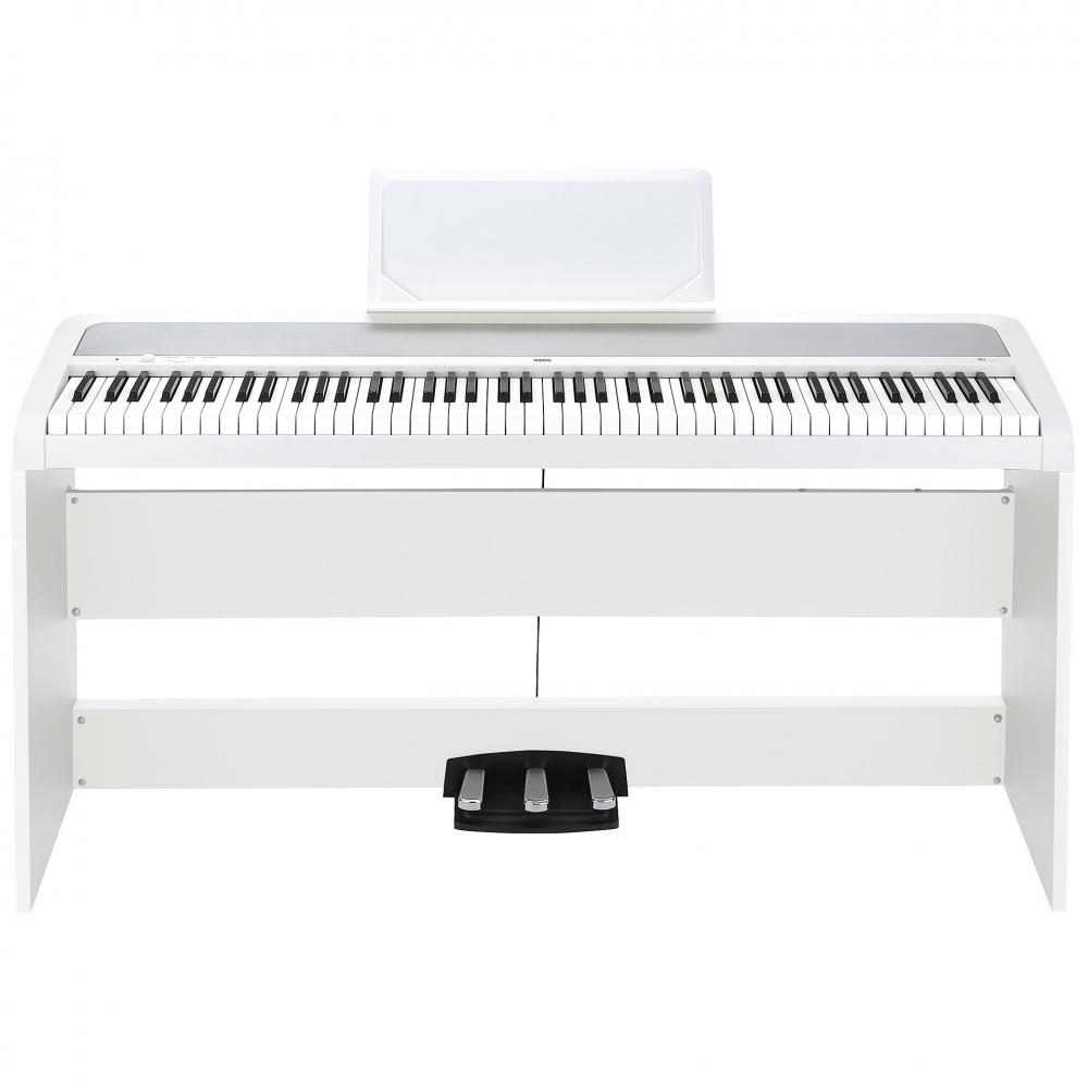 Цифровые пианино Korg B1SP-WH