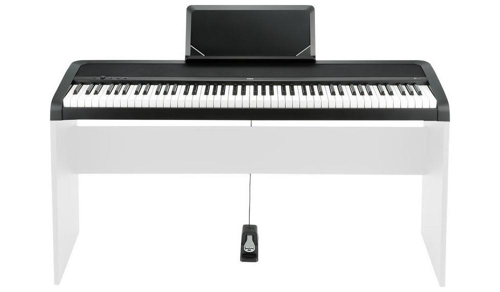 Цифровые пианино Korg B1-BK