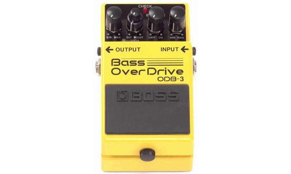 Педали эффектов Boss ODB-3