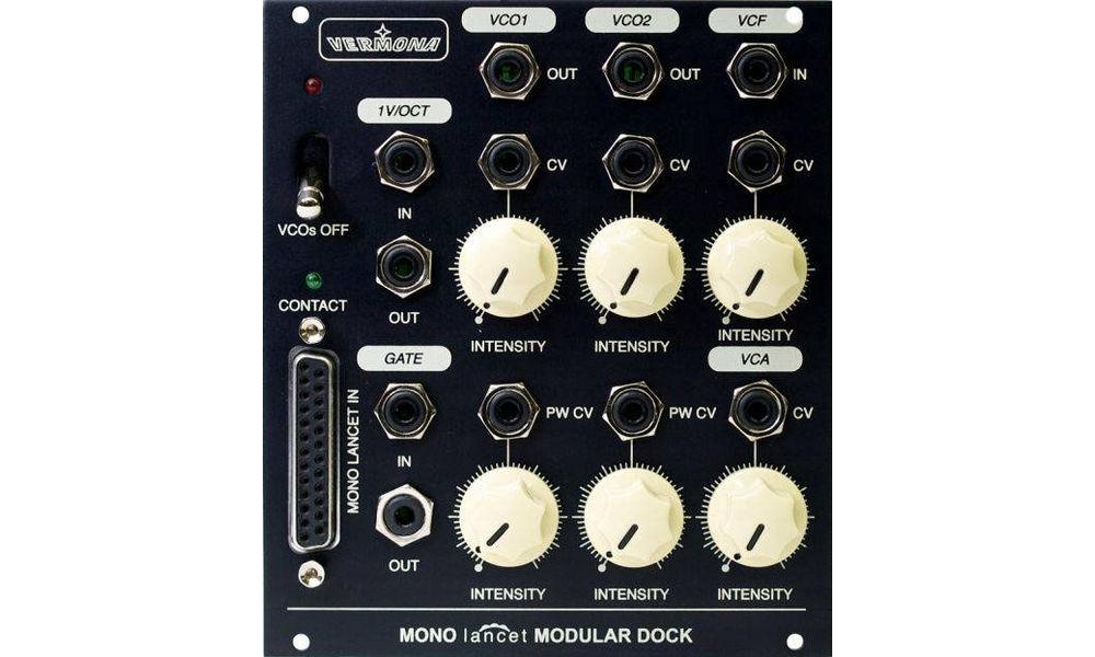 Синтезаторы и рабочие станции Vermona Modular Dock