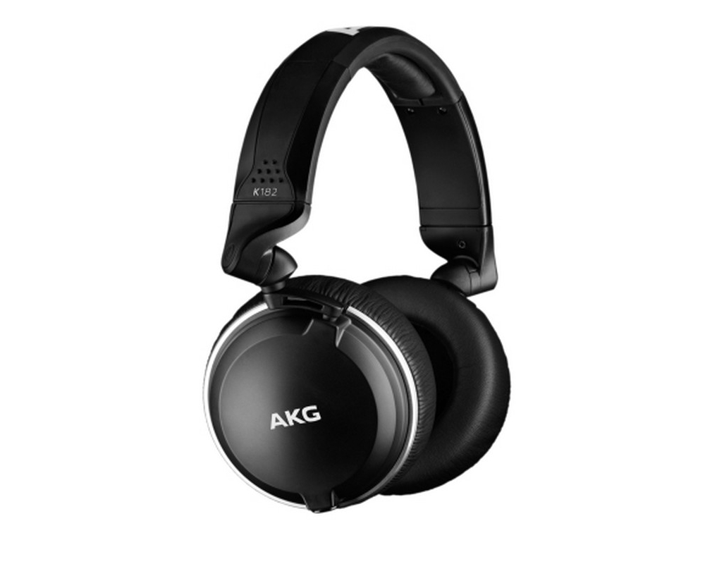 DJ-наушники AKG K182