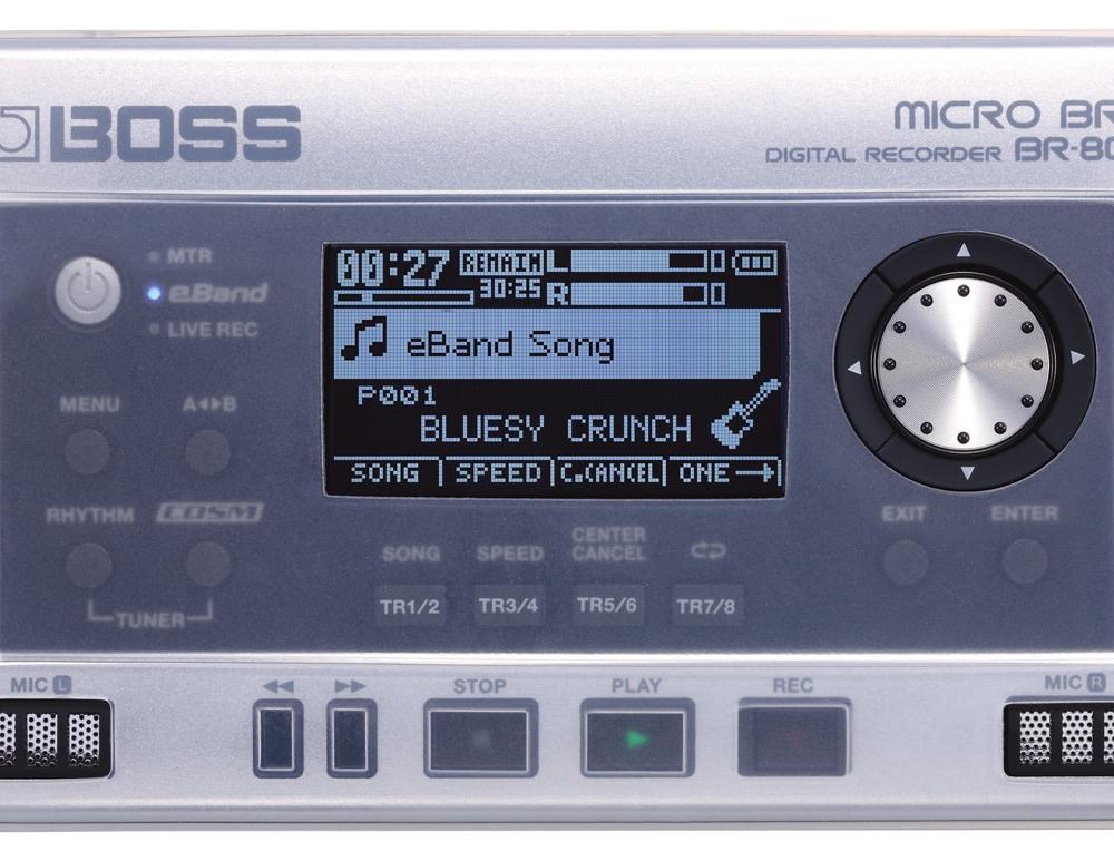 Портостудии Boss BA-BR80S