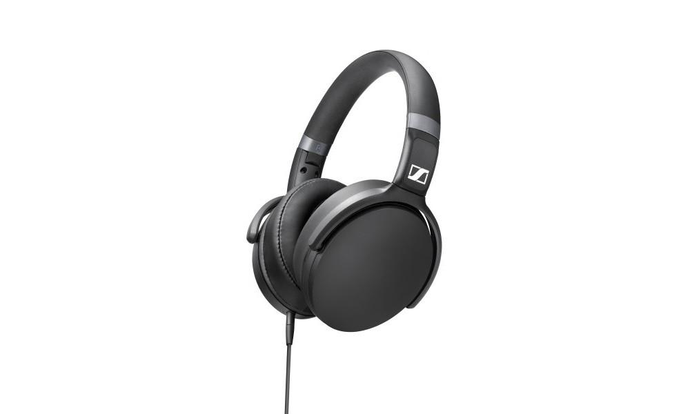 Наушники для плеера Sennheiser HD 4.30G Black
