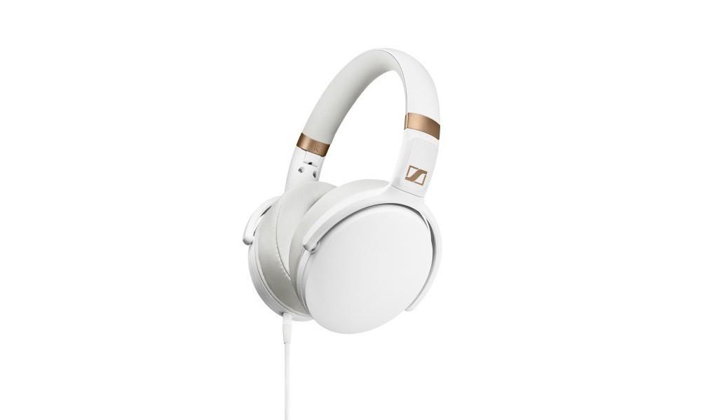 Наушники для плеера Sennheiser HD 4.30i White