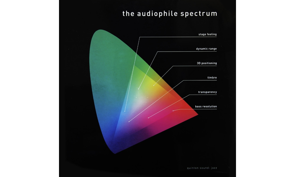 Виниловые пластинки (Vinyl)  LP Audiophile Spectrum(test)