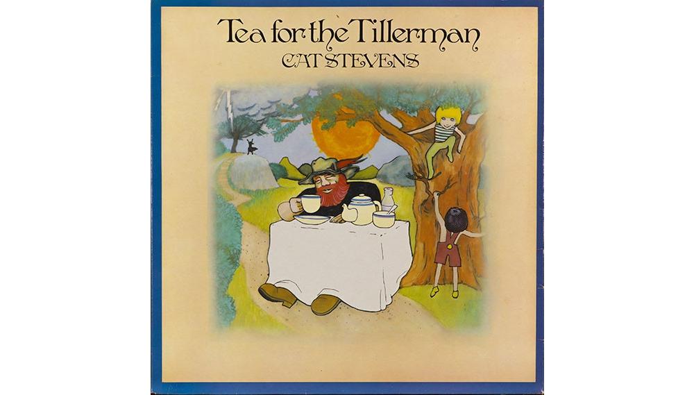 Виниловые пластинки (Vinyl)  LP Cat Stevens - Tea for the Tillerman